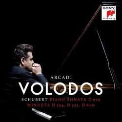 VOLODOS - SCHUBERT: PIANO...