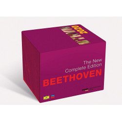 BEETHOVEN THE NEW COMPLETE...