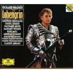 WAGNER - LOHENGRIN WP/ABBADO