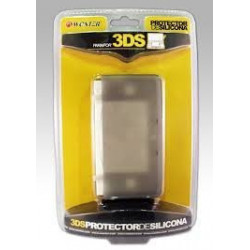N3DS PROTECTOR SILICONA - PROTECTOR SILICONA