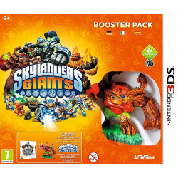 N3DS SKYLANDERS GIANTS BOOSTER PACK - SKYLANDERS GIANTS BOOSTER PACK