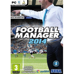 PC FOOTBALL MANAGER - FOOTBALL MANAGER