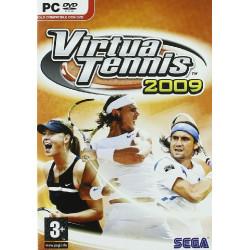PC VIRTUA TENNIS 2009 - VIRTUA TENNIS 2009