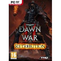 PC WARHAMMER 40.000 DAWN OF WAR II RETRI - DAWN OF WAR II RETRIBUTION