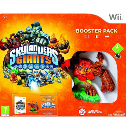WII SKYLANDERS GIANTS BOOSTER PACK - SKYLANDERS GIANTS BOOSTER PACK