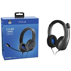 PS4 HEADSET LVL40 -...