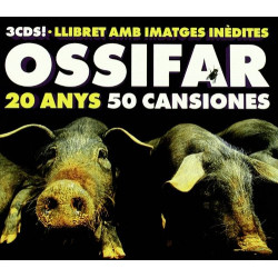 OSSIFAR - 20 ANYS 50 CANSIONES