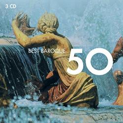 VARIOS BEST BAROQUE 50 -...