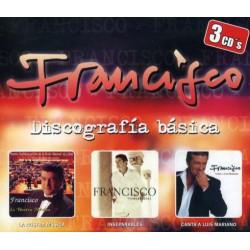FRANCISCO - DISCOGRAFIA BASICA