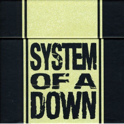 SYSTEM OF A DOWN - 5 ALBUM...
