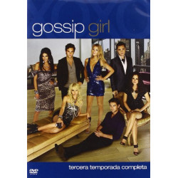DVD GOSSIP GIRL VOL.3 -...