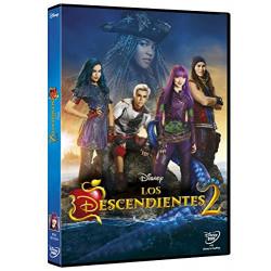 DVD LOS DESCENDIENTES 2 -...