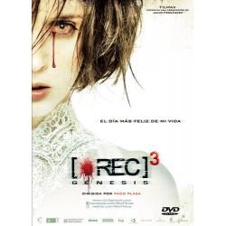 DVD REC 3 GENESIS - REC 3...