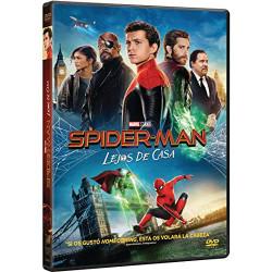 DVD SPIDER-MAN: LEJOS DE...