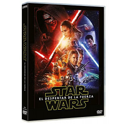 DVD STAR WARS, EL DESPERTAR...