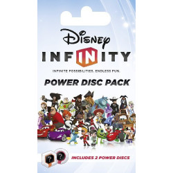 INFINITY POWER DISC PACK -...