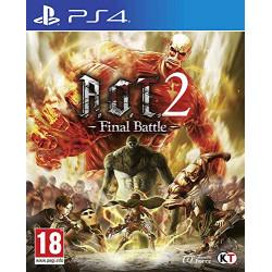 PS4 ATTACK OF TITAN 2:...