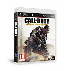 PS3 CALL OF DUTY ADVANCED...