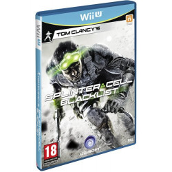 WIIU SPLINTER CELL...