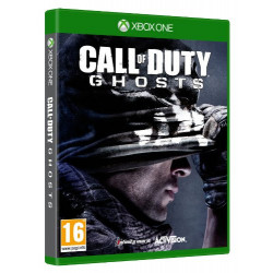 XONE CALL OF DUTY GHOSTS