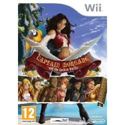 WII CAPTAIN MORGANE AND THE...