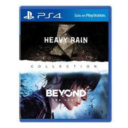 PS4 HEAVY RAIN & BEYOND DOS...