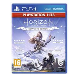 PS4 HORIZON ZERO DAWN...
