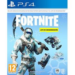 PS4 FORTNITE - LOTE DE...