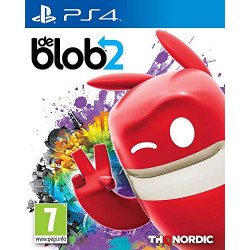 PS4 DE BLOB 2 - DE BLOB 2