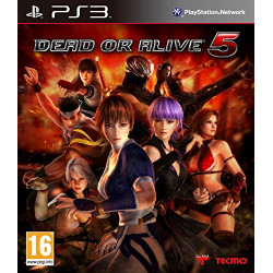PS3 DEAD OR ALIVE 5 - DEAD...