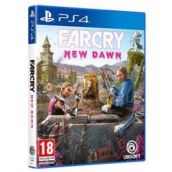 PS4 FAR CRY: NEW DAWN