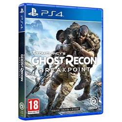 PS4 GHOST RECON: BREAKPOINT