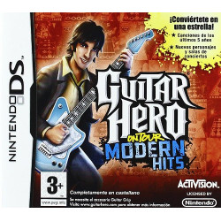 NDS GUITAR HERO, MODERN HITS