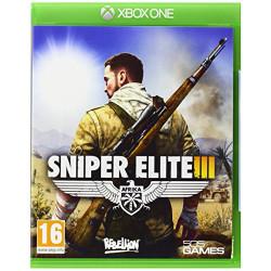 XONE SNIPER ELITE III - III...