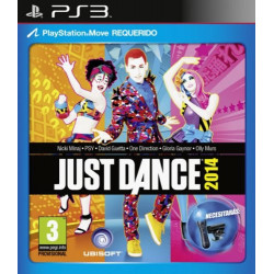 PS3 JUST DANCE 2014 - JUST...