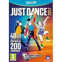 WIIU JUST DANCE 2017 - JUST...