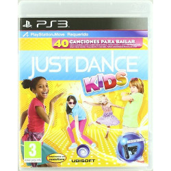 PS3 JUST DANCE KIDS MOVE