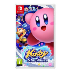 SW KIRBY STAR ALLIES