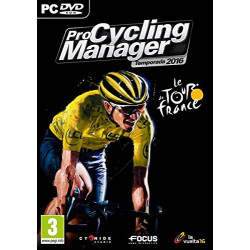 PC PRO CYCLING MANAGER 2016...