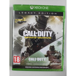XONE CALL OF DUTY INFINITE...