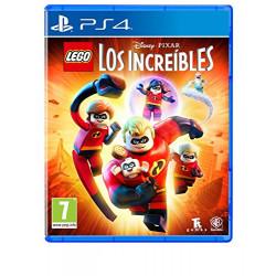 PS4 LEGO LOS INCREIBLES
