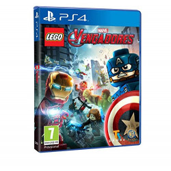 PS4 LEGO VENGADORES
