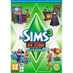 PC LOS SIMS 3: CINE ACCESORIOS