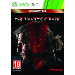X3 METAL GEAR SOLID V - THE...
