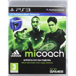 PS3 MICOACH ADIDAS