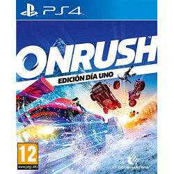 PS4 ONRUSH DAY ONE EDITION...