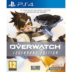 PS4 OVERWATCH  LEGENDARY...