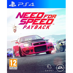 PS4 NEED FOR SPEED PAYBACK...