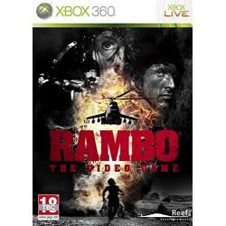 X3 RAMBO, THE VIDEO GAME
