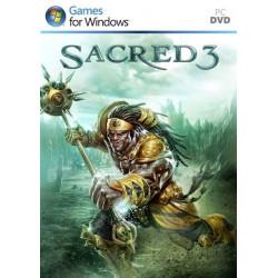 PC SACRED 3 - SACRED 3